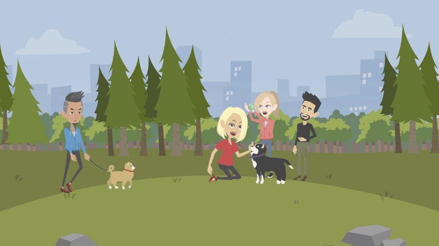 DEX App Improves Your Dog Walking Experience
